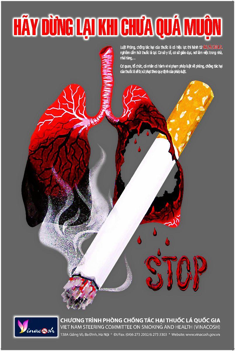 Làm thế nào để cai thuốc lá?