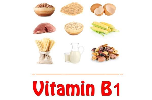 THIẾU VITAMIN B1 TRẺ EM